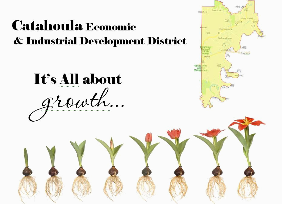 Catahoula Economic & Industrial Development District - It's All About Growth
